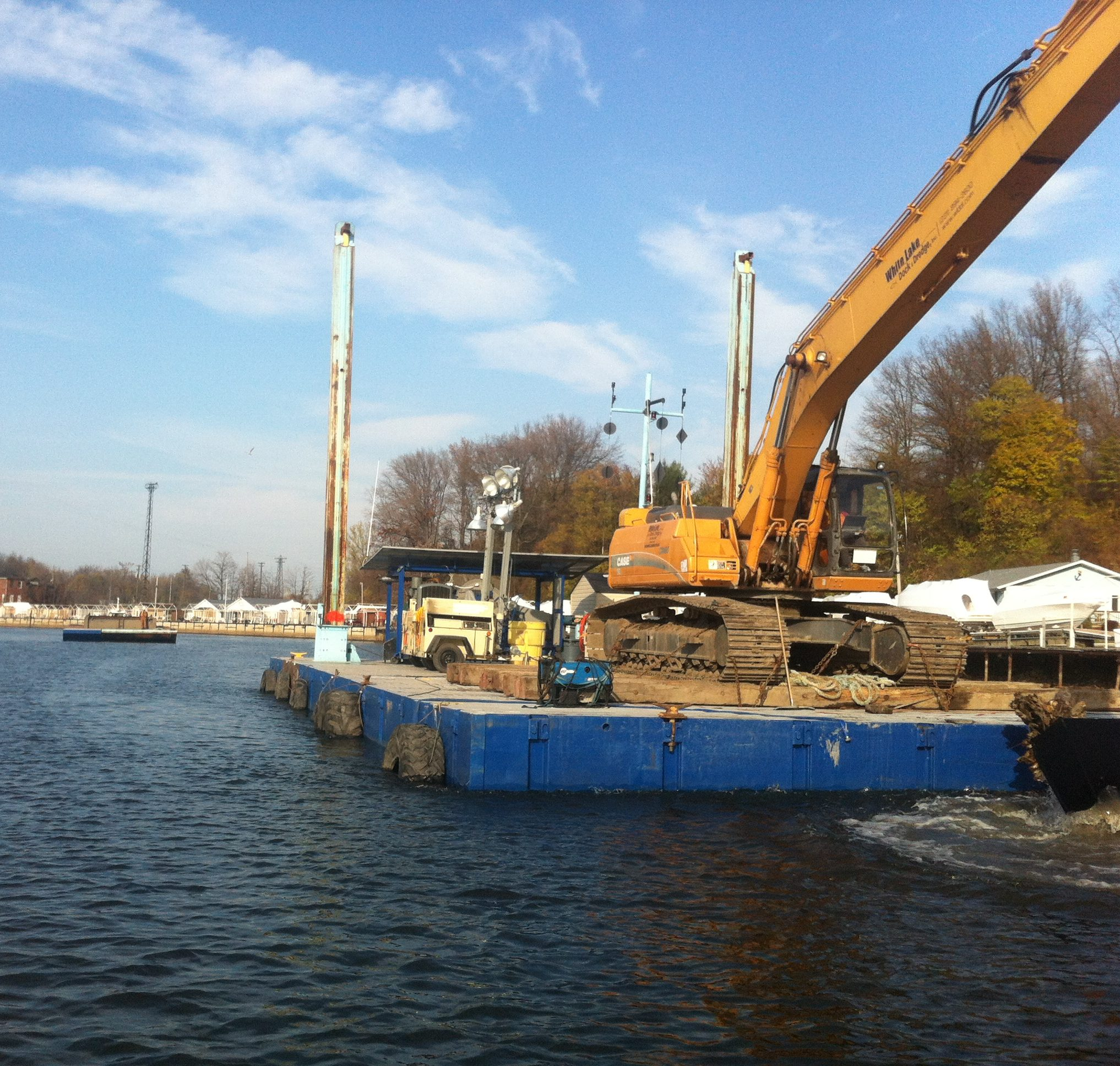 Dredging & Capping on the Ashtabula River AOC